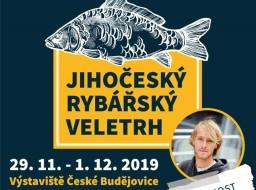 Fotografie k článku Jihočeský rybářský veletrh 2019