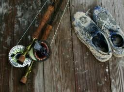 Fotografie k článku Rybářské vybavení - vyhodit nebo koupit nové?