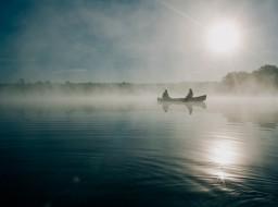 Fotografie k článku Počasí a aktivita ryb
