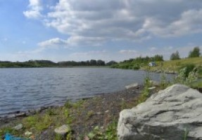 Fotografie k revíru Jezero Nebesák